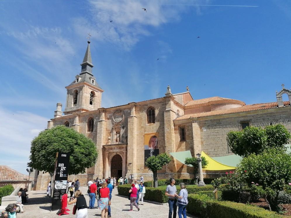 Colegiata de San Pedro. Lerma (Burgos) Foto: cipripedia.
