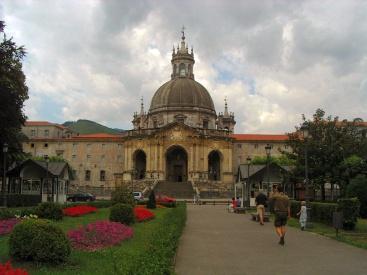 Santuario de Loyola. Foto: wikipedia.